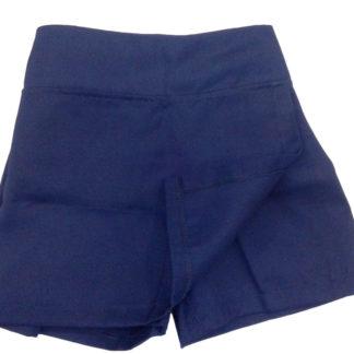 Pollera pantalon colegial