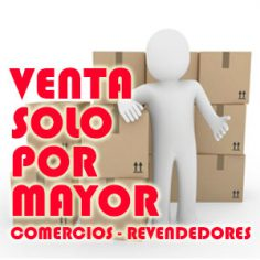 Ventas solo por mayor