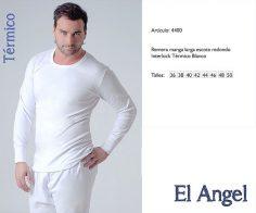 Camiseta termica m/l El angel 4400