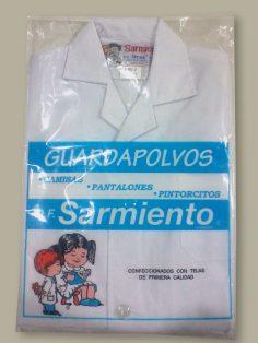Guardapolvo Sarmiento