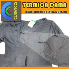 Remera termica dama