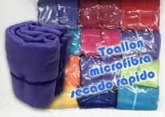 Toallón microfibra
